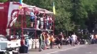 Чемпионат Украины по  автоспорту - Championship of Ukraine  cycling