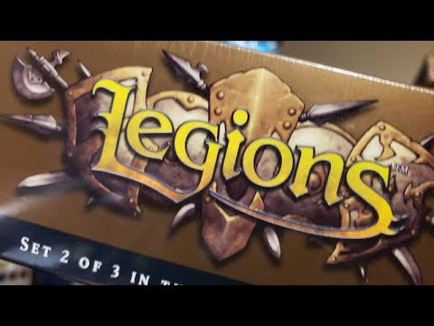 2003 - Legions - The SLIVER WORLD