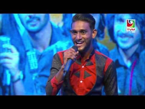 Maldivian Idol Gala Round | Amaan - Top8 Rap song
