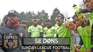 SE DONS | PPC CUP QUARTER FINAL 'I Smell Blood | Sunday League Football