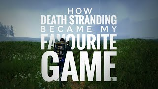 How Death Stranding Became My Favourite Game
