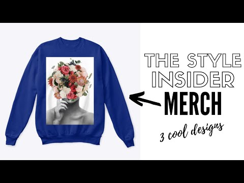 The Style Insider Merch Is Here - Winter 2019 Fashion Trends