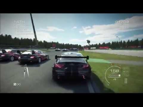 【#1】GRID Autosport実況プレイ!搭乗車種:【Audi】