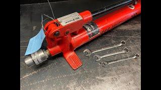 Winshaw Repair Process