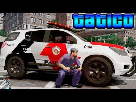 GTA 4: Força Tática - Trailblazer #3