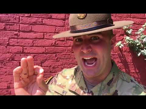 Angry Drill SGT Story Time 1