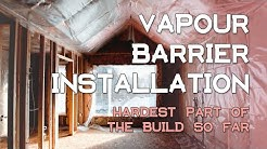 VAPOR BARRIER INSTALLATION - DON'T MAKE THESE MISTAKES!