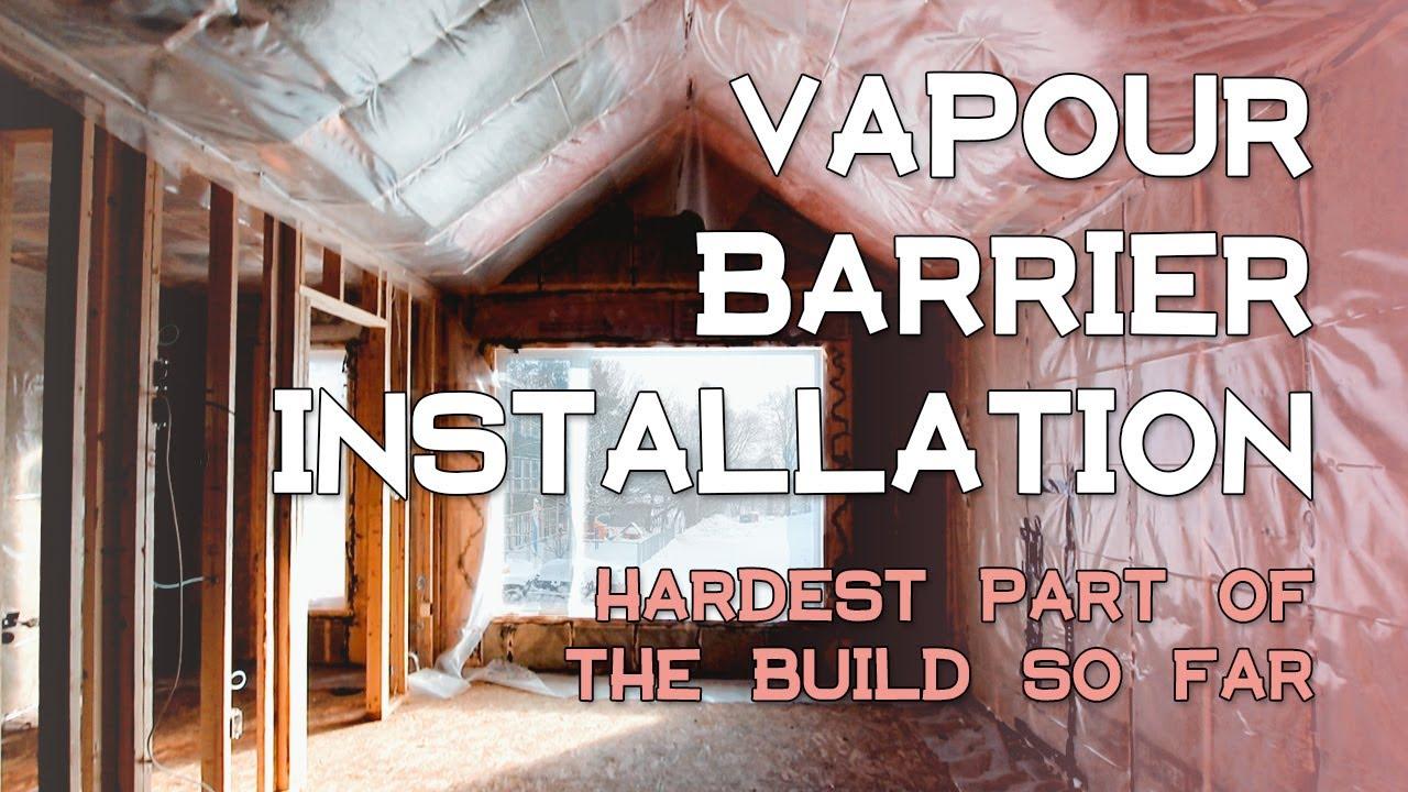 Vapor Barrier Installation Don T Make