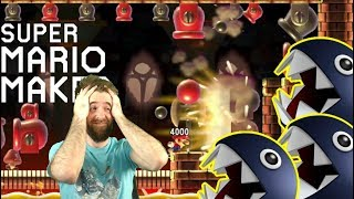 Mario's Doing My Brain Dirty // SUPER EXPERT NO SKIP [#17] [SUPER MARIO MAKER]