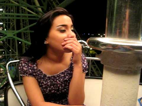 Vanessa Rangadhol Singing CRAWL By Chris Brown.
