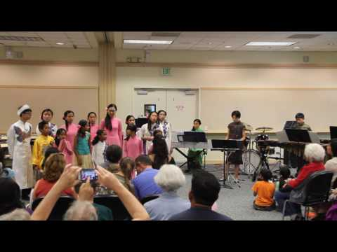 Music Bridge 20160709 Colors of the Wind with stanley ko