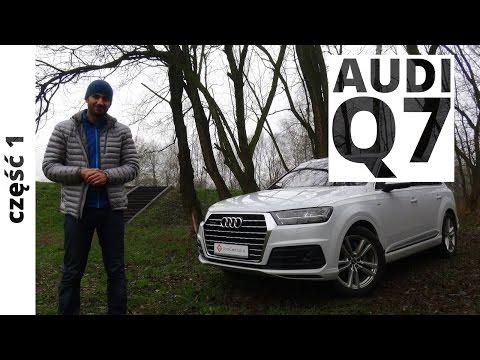 Audi Q7 3.0 TDI 272 KM, 2015 - test AutoCentrum.pl #245