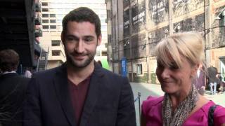 Wembley To Soweto Tom Ellis & Tamzin Outhwaite Interview