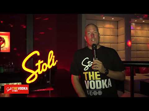Stoli Bartending Competition special