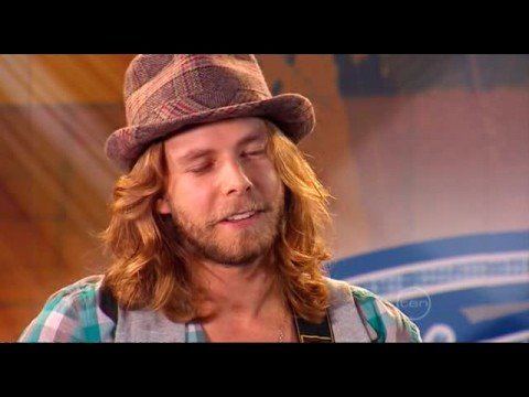 Wes Carr Australian Idol 08 Audition All Along the Watchtower