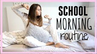 School Morning Routine | Andrea Pompas
