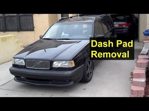 Dash Pad Removal And Installation, Volvo 850 - Auto Repair Series