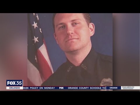Post office dedicated to fallen police officer