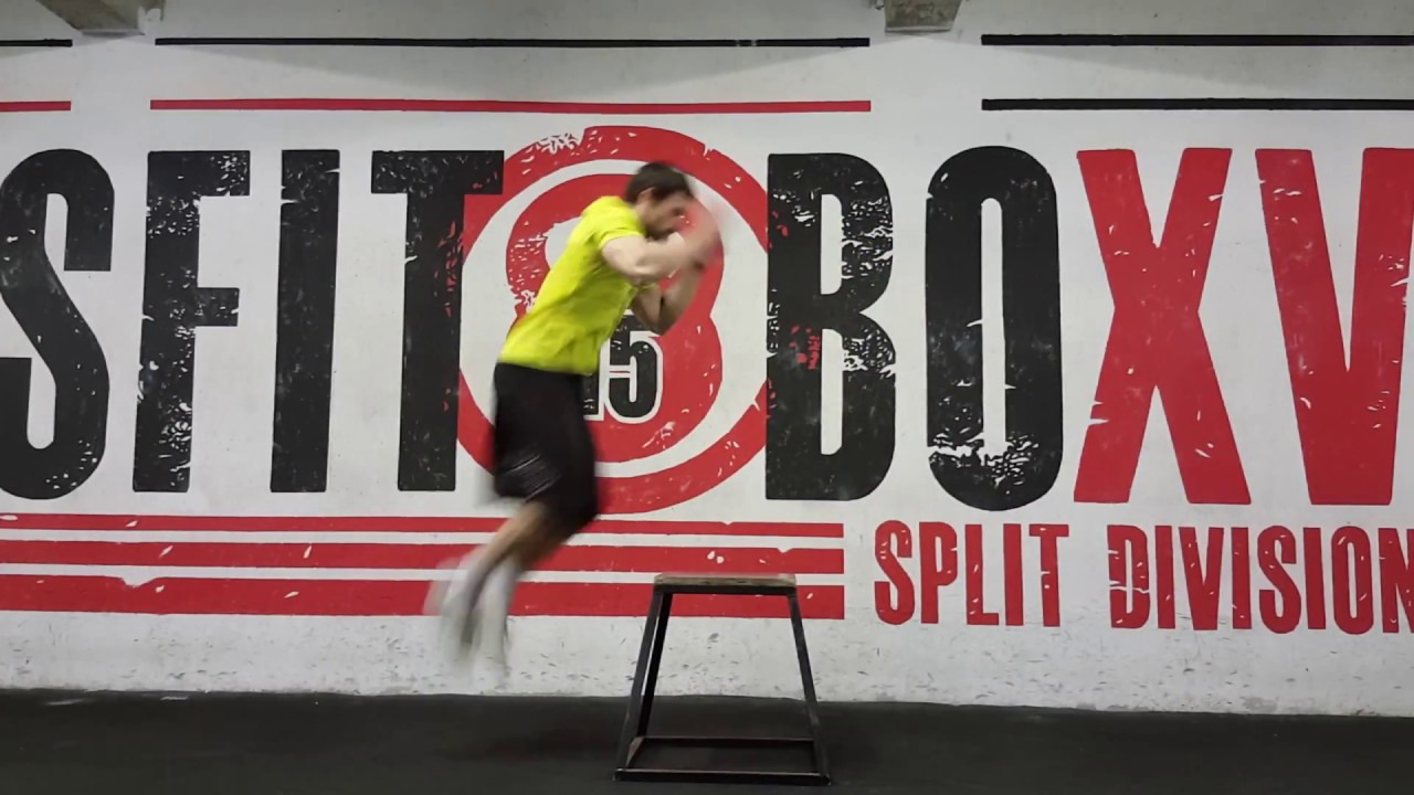 Over Box Jump