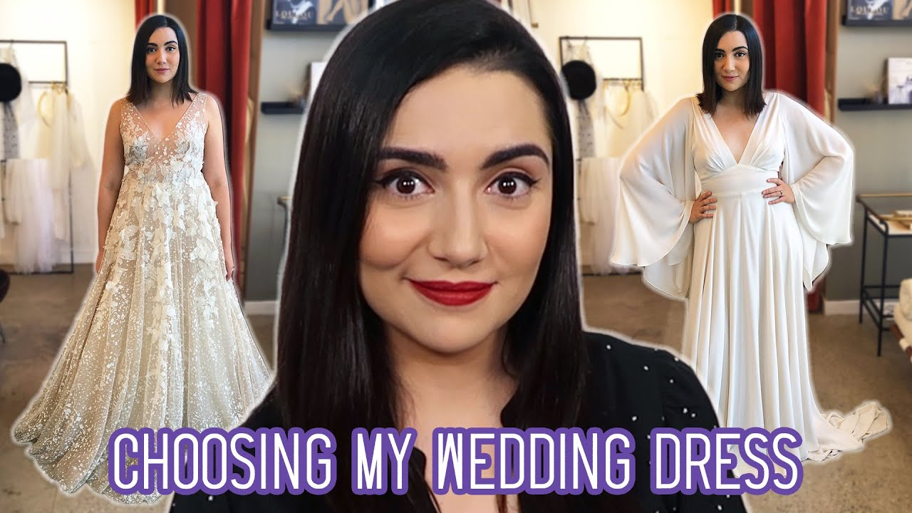Choosing My Wedding Dress