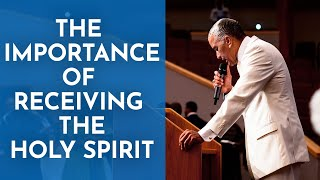THE IMPORTANCE OF RECEIVING THE HOLY SPIRIT WITH PROPHET ED CITRONNELLI