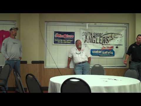 Southshore Anglers  201205 Part 4  Danny Guarino, Ric Liles and Jason Prieto