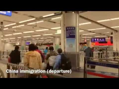 Crossing the Border: How to take the Bus to Hong Kong from Shenzhen