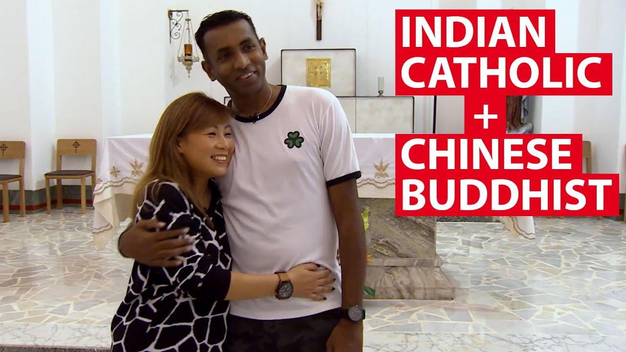 Chinese women dating indian men