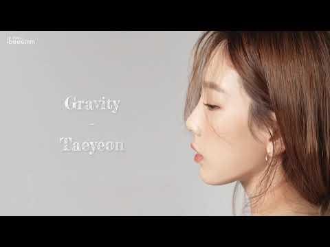 [THAISUB] TAEYEON (태연) - Gravity