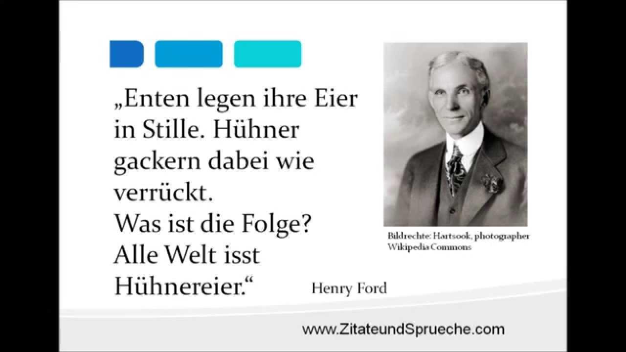 Henry Ford Werbung