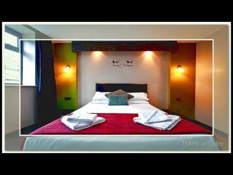 Printworks Hotel, Liverpool, England, United Kingdom