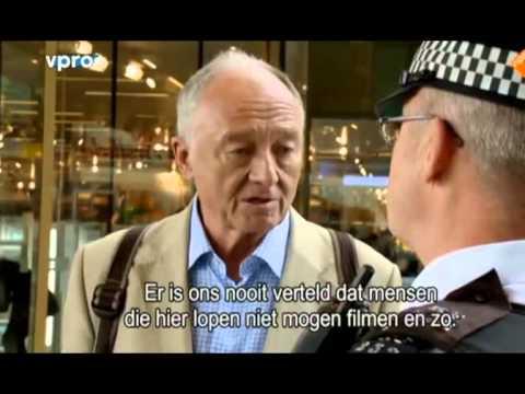 Ken Livingstone (Ex-mayor of London) Takes on Police over Filming