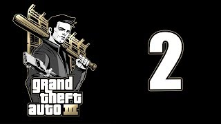 Grand Theft Auto 3 HD playthrough (PS4) pt2 - Van Destructor and 1st Crazy Race!