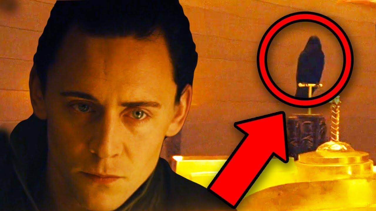 Download THOR Breakdown! New Loki Theory & Easter Eggs You Missed!   Infinity Saga Rewatch
