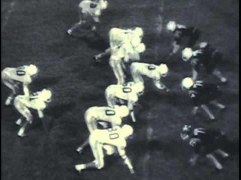 Sonora Broncos vs Mason Punchers 1966