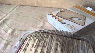 обзор электрическая грелка medisana hp 40e