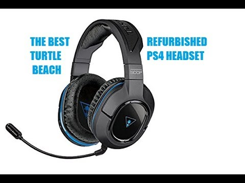 the best refurbished turtle beach bluetooth ps4 headphones. Black Bedroom Furniture Sets. Home Design Ideas