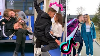 TikTok Couple Goals 2021 - Best Videos Flirting with Russian Girls In Public Of Alex Miracle #2