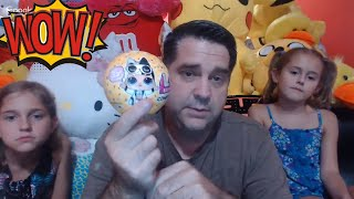 Our First Superchat! Happy Birthday The Arcade Dad & LOL Confetti Pop Series 3 Wave 2! TeamCC