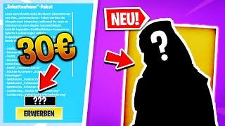 OHA! NEUES 30€ PAKET ist ZU KRASS 😱🔥 Neues Darkfire Bundle im Fortnite Shop! Fortnite NEWS Deutsch