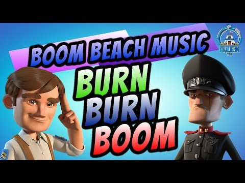 MUSIC BURN BURN BOOM (PT-BR) | Boom Beach | FREE DOWNLOAD
