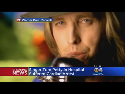 LAPD Cannot Confirm Singer Tom Petty's Death