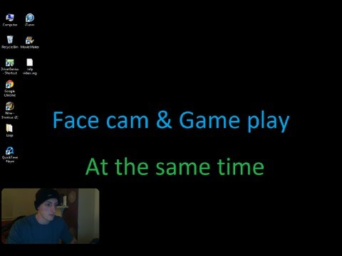 How To Record Gameplay And Facecam At The Same Time