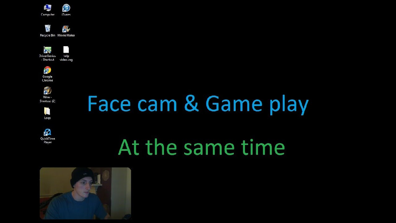 how to add facecam for free