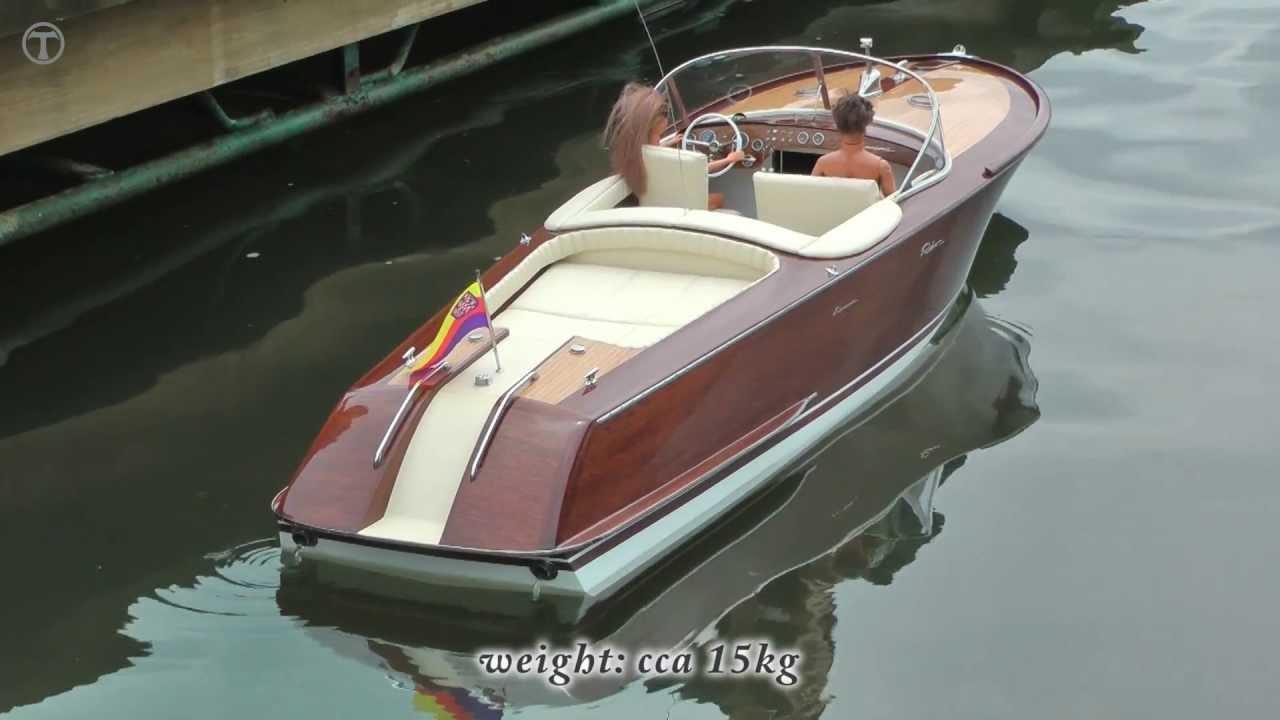 Rc Model Boat Building Kits