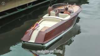 riva aquarama special rc model 1 6 from karolko