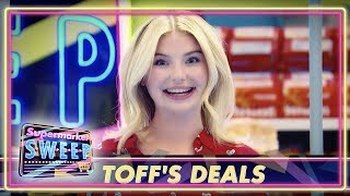 "Toff's Deals: ""Do You Get Many Peaches Sliding Into Your DM's?"" 