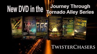 "NEW DVD ""Storm Chasing 2014 The Year of the Twin Tornadoes"""
