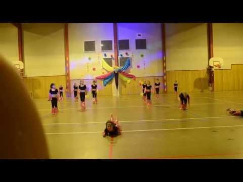 Emile et image medley - Gala de danse Ramonchamp  2015