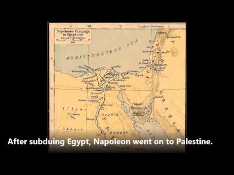 Napoleon was the First Zionist Version - 2